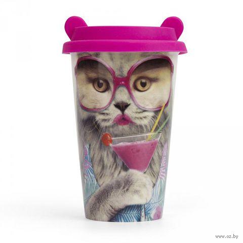 """Стакан для кофе """"Cat"""""""