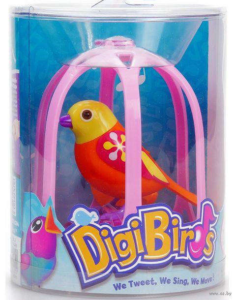"""Интерактивная игрушка """"Птица с большой клеткой и кольцом"""""""