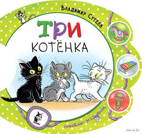 Три котёнка — фото, картинка