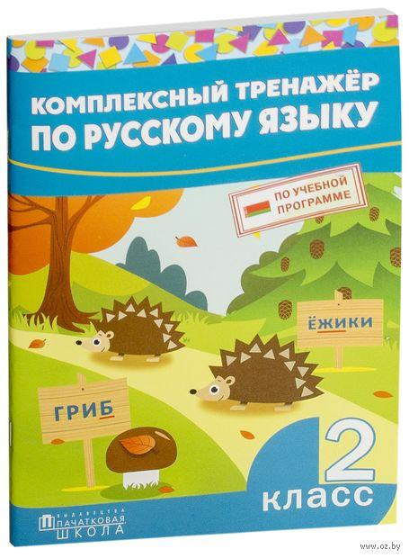 Комплексный тренажёр по русскому языку. 2 класс — фото, картинка