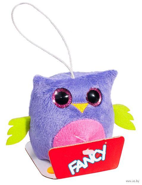 """Мягкая игрушка-брелок """"Глазастик. Сова"""" (8 см) — фото, картинка"""