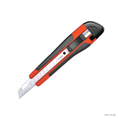 "Нож канцелярский ""Comfort"" (9 мм; в ассортименте) — фото, картинка"