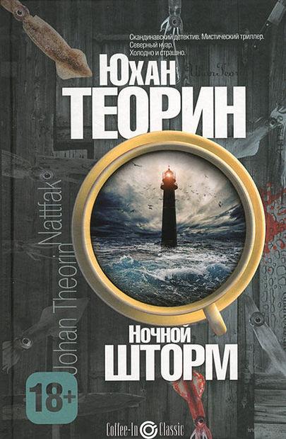Ночной шторм. Юхан Теорин