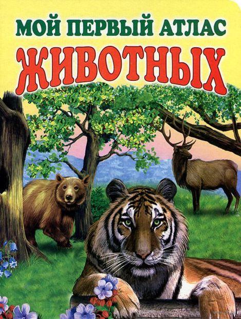 Мой первый атлас животных. А. Пономарева