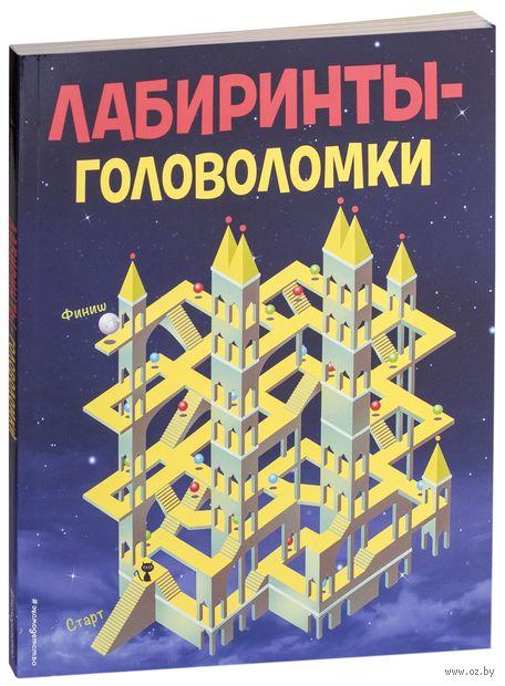 Лабиринты-головоломки — фото, картинка