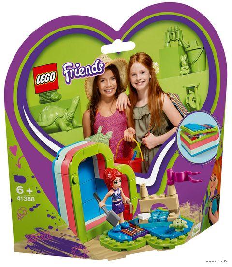 "LEGO Friends ""Летняя шкатулка-сердечко для Мии"" — фото, картинка"