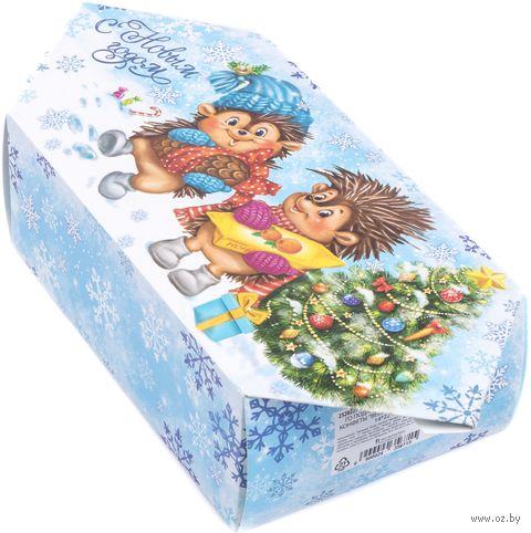 """Подарочная коробка """"Весёлого Нового года!"""" (арт. 25202298) — фото, картинка"""