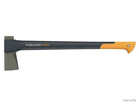"Топор-колун ""Fiskars X25"" (72,2 см) — фото, картинка"