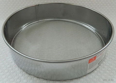 Сито металлическое (200 мм)