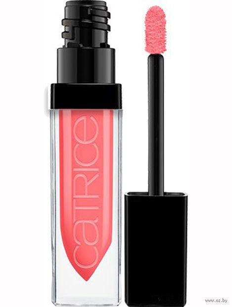 """Жидкая помада для губ """"Shine Appeal Fluid"""" (тон: 040, розово-кораловый) — фото, картинка"""