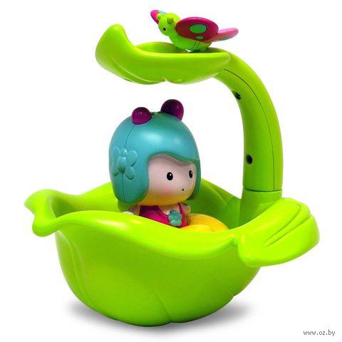 """Заводная игрушка для купания """"Мими. Волшебная лодка"""" (со звуковыми эффектами)"""