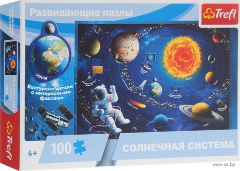 "Пазл ""Солнечная система"" (100 элементов) — фото, картинка"
