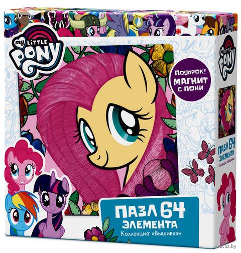 "Пазл ""My Little Pony. Флаттершай"" (64 элемента) — фото, картинка"