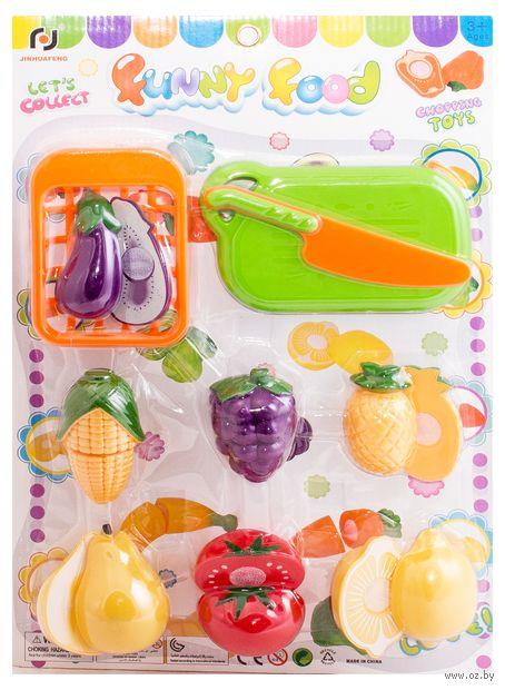 """Игровой набор """"Фрукты и овощи"""" (арт. DV-T-1051) — фото, картинка"""