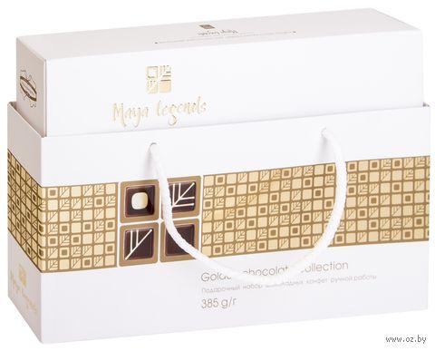 """Набор конфет ручной работы """"Maya Legends Premium"""" (385 г) — фото, картинка"""