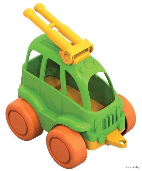 """Машинка """"Троллейбус Нордик"""" — фото, картинка"""