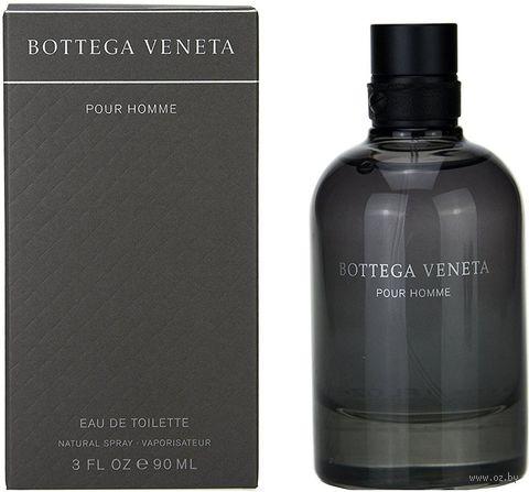 "Парфюмерная вода для мужчин ""Bottega Veneta"" (90 мл) — фото, картинка"