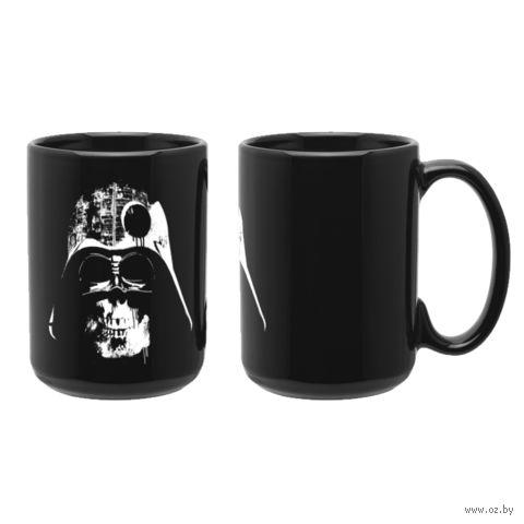 """Кружка """"Звездные войны. Дарт Вейдер"""" (черная; арт. 0239) — фото, картинка"""