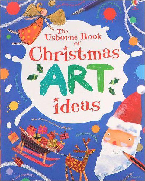 Christmas Art Ideas — фото, картинка