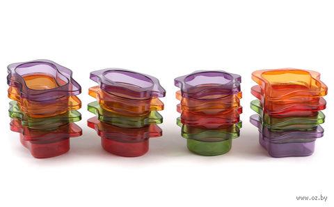 Салатник пластмассовый в ассортименте (15*11 см)