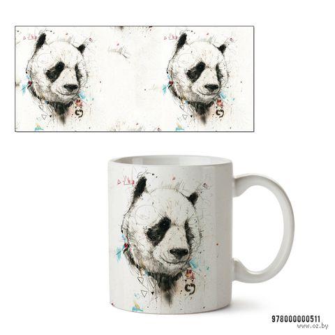 "Кружка ""Панда"" (арт. 511)"