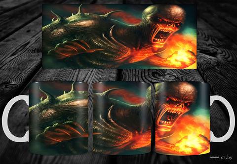 "Кружка ""Doom"" (арт. 16) — фото, картинка"