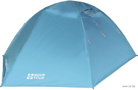 "Палатка ""Эксплорер 3 v.2"" (без юбки) — фото, картинка"