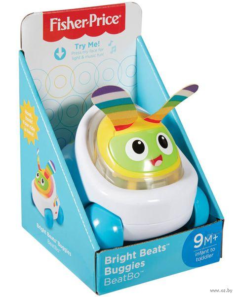 "Развивающая игрушка ""Машинка Бибо"" — фото, картинка"