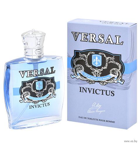 """Туалетная вода для мужчин """"Versal Invictus"""" (60 мл) — фото, картинка"""