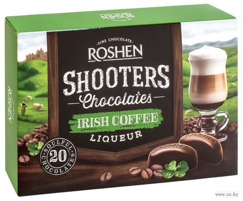 """Конфеты """"Shooters. Irish Coffee"""" (150 г) — фото, картинка"""