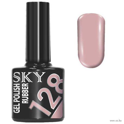 """Гель-лак для ногтей """"Sky"""" тон: 128 — фото, картинка"""