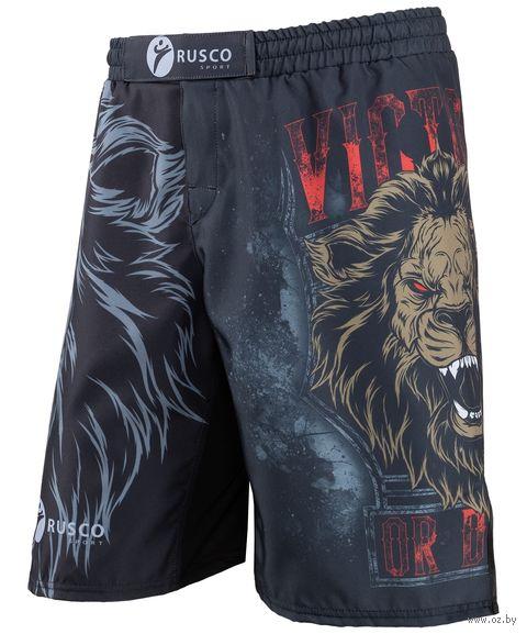 """Шорты для MMA детские """"Lion"""" (L) — фото, картинка"""