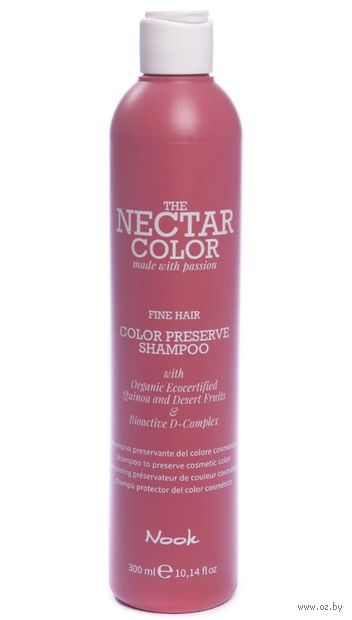 """Шампунь для волос """"Fine Hair. Защита цвета окрашенных тонких и нормальных волос"""" (300 мл) — фото, картинка"""
