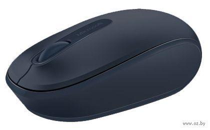 Беспроводная мышь Microsoft Mobile Mouse 1850 (синий)