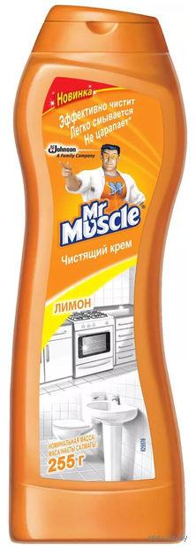 """Крем чистящий универсальный Mr. Muscle """"Лимон"""" (255 г)"""