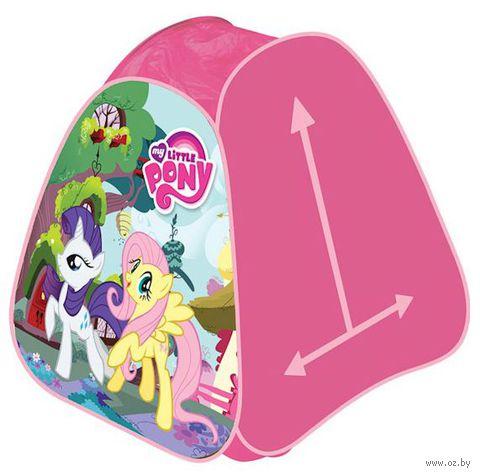"""Детская игровая палатка """"My Little Pony"""" (в сумке; арт. GFA-0119-R)"""
