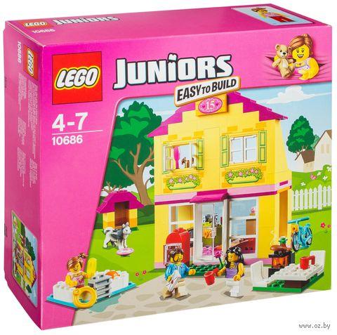 """LEGO Juniors """"Семейный домик"""""""