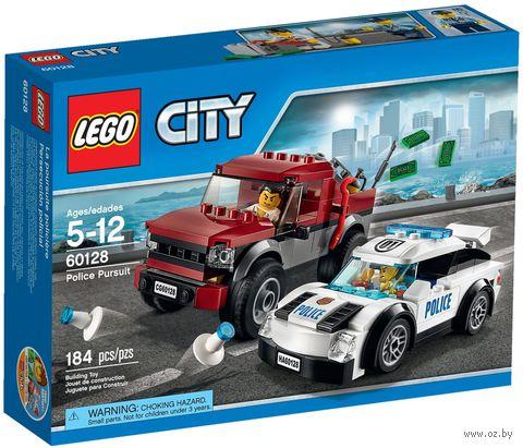 """LEGO City """"Полицейская погоня"""""""
