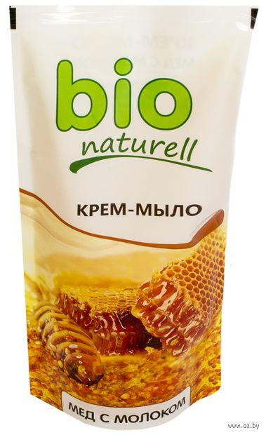 """Жидкое мыло """"Мед с молоком"""" (500 мл) — фото, картинка"""