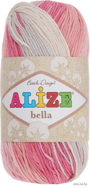ALIZE. Bella Batik №5512 (50 г; 180 м) — фото, картинка