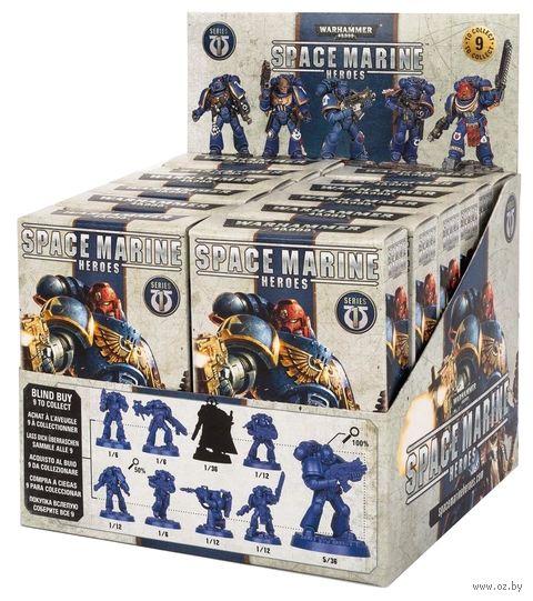 """Дисплей """"Warhammer 40.000. Space Marine Heroes"""" — фото, картинка"""