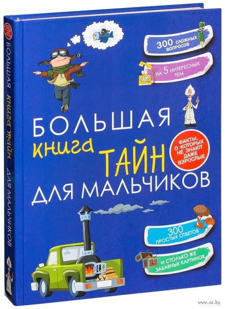 Большая книга тайн для мальчиков. Светлана Пирожник