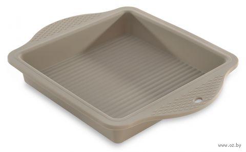 Форма для выпекания силиконовая (285х225х40 мм)