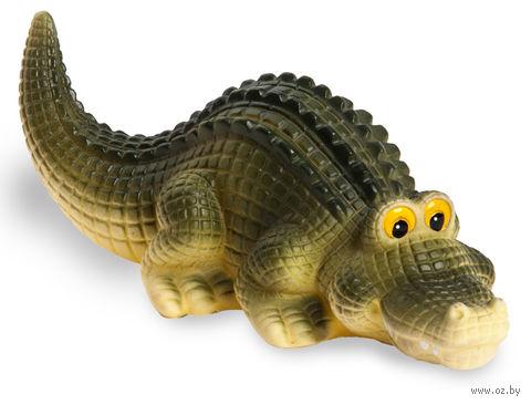 """Игрушка для купания """"Крокодил Кирилл"""" — фото, картинка"""