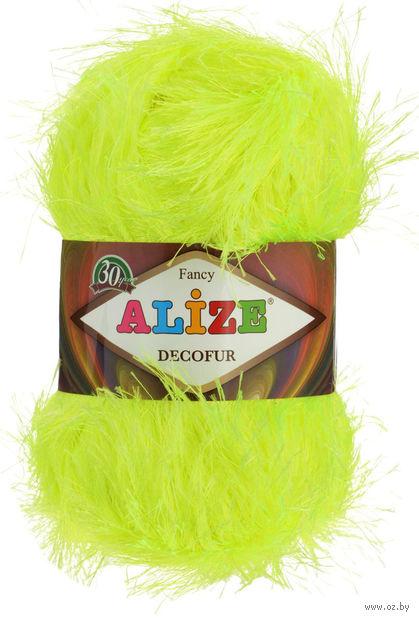 ALIZE. Decofur №552 (100 г; 110 м) — фото, картинка