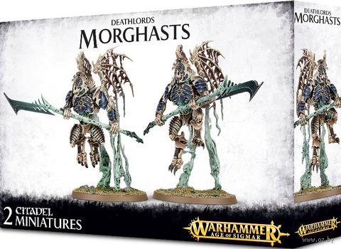 Warhammer Age of Sigmar. Deathlords. Morghast Archai (93-07) — фото, картинка
