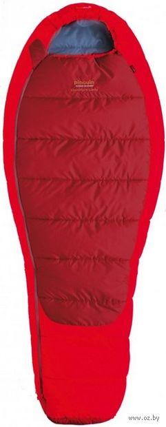 """Спальный мешок """"Comfort Lady"""" (L; красный) — фото, картинка"""