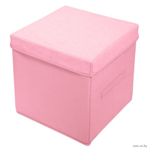 Коробка для хранения с крышкой (30х30х30 см) — фото, картинка