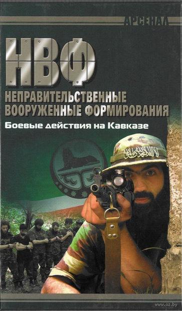 НВФ. Боевые действия на Кавказе. П. Потапов
