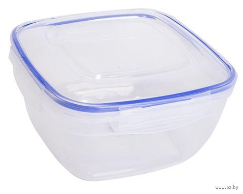 Контейнер для продуктов пластмассовый (2400 мл)
